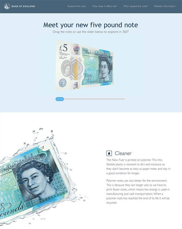 Meet your new fiver