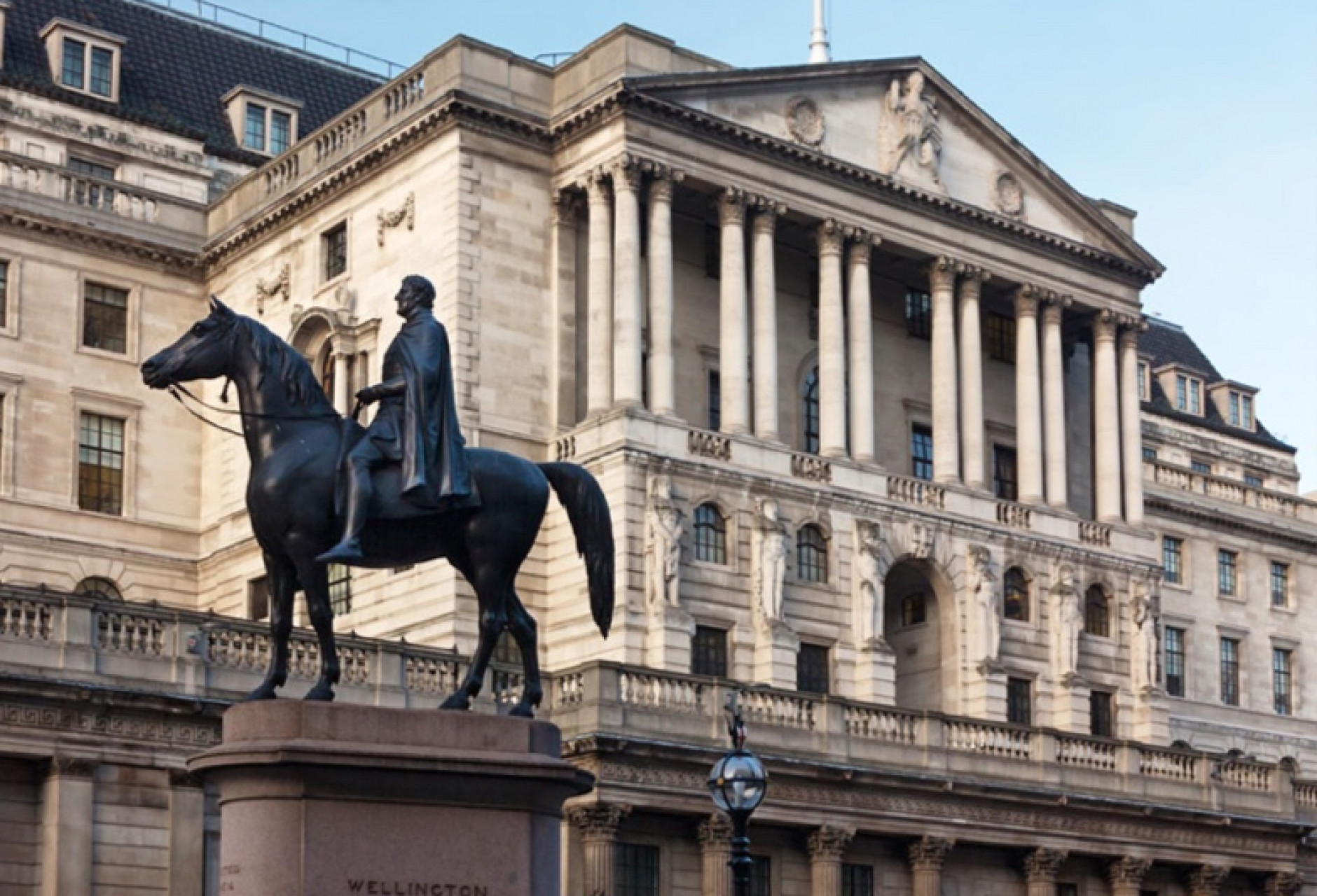 bank of england client story