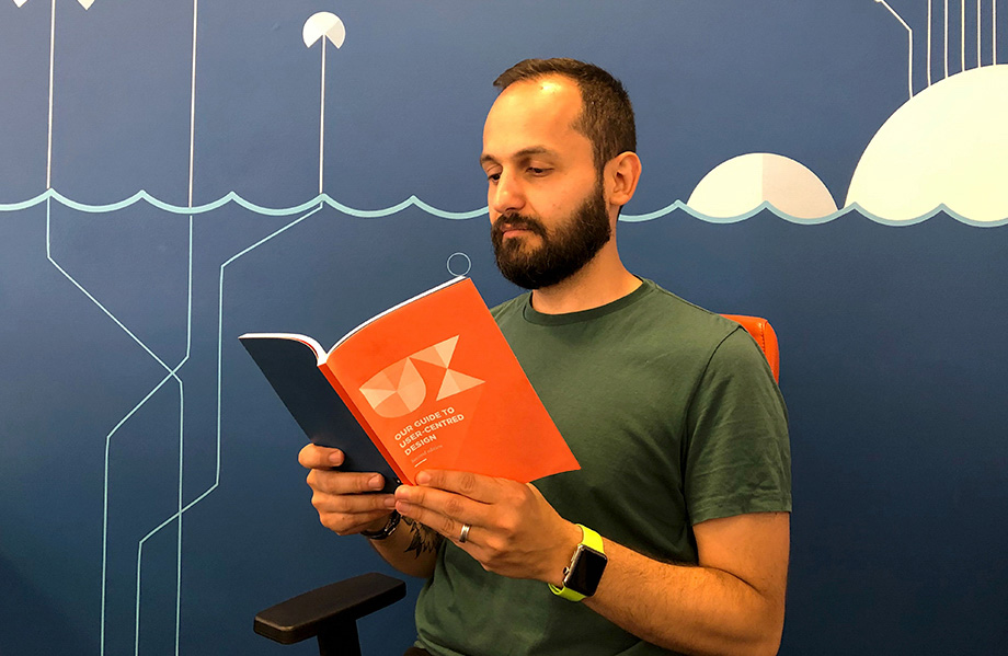Tod reading UX Handbook