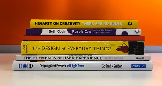 UX books cover