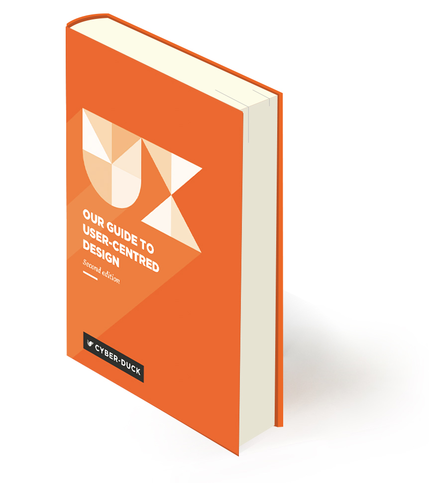 UX Book Form Download