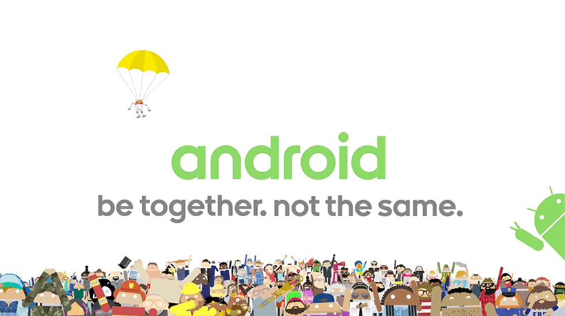 Deconstructing the semiotics of Android's brand