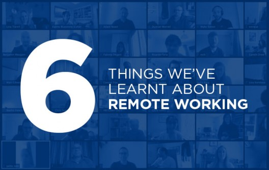 remote working v2