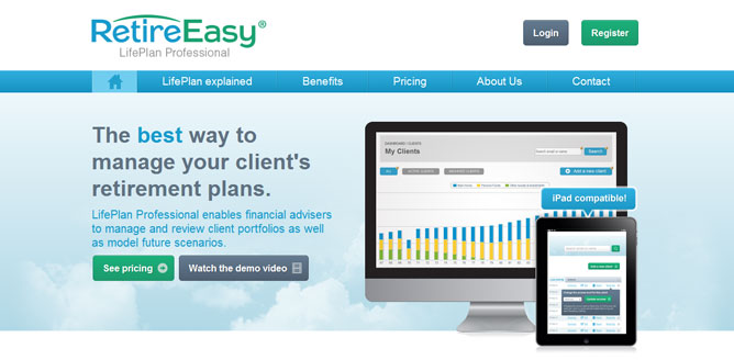 RetireEasy LifePlan Professional