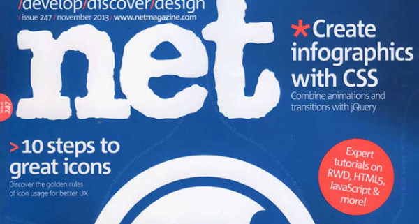 Cyber-Duck appears in .Net Magazine